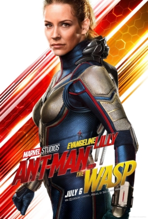 Ant-Man And The Wasp new character posters introduce the line-up