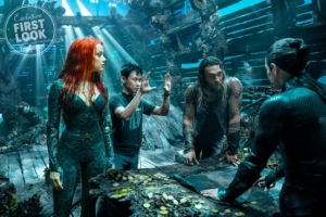 Aquaman new pictures show off the awesome cast and impressive hair game