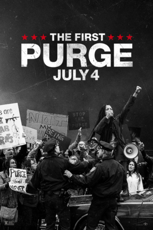 The First Purge new posters unleash the chaos