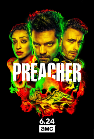 Preacher Season 3 new posters bring their best stink eye