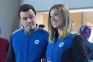 The Orville Season 2 gets new stars and a new poster
