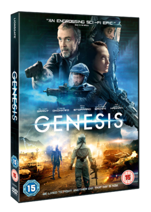 Win sci-fi film Genesis on DVD with our latest competition!