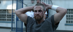 Arrow Season 7 trailer Oliver's locked up with the bad guys