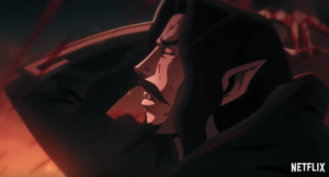 Castlevania Season 2 trailer Dracula is coming to destroy humanity