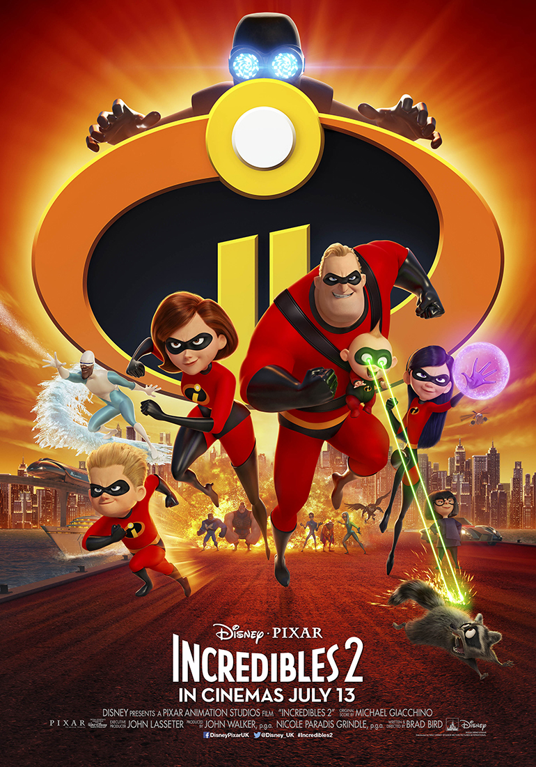 Incredibles 2 film review: was the Parrs' return worth the wait?