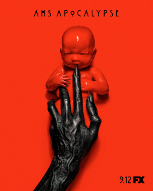 American Horror Story: Apocalypse poster confirms title, keeps it creepy