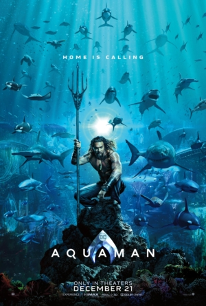 Aquaman new poster has us excited