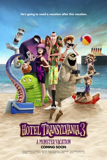 Hotel Transylvania 3: A Monster Vacation film review: a trip worth taking?