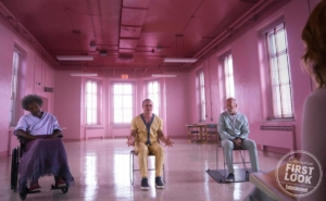 Glass new images give a first look at M Night Shyamalan's shared universe