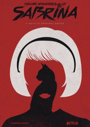 Chilling Adventures Of Sabrina first poster doesn't disappoint
