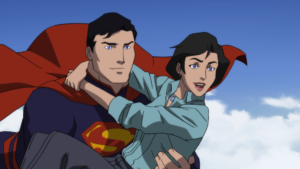 Evolution of Superman: The Death Of Superman is out now on DVD, Blu-ray and digital