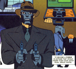 Birds Of Prey villain might be Black Mask