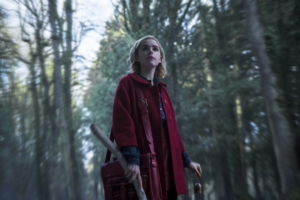 Chilling Adventures Of Sabrina new images are decidedly spooky