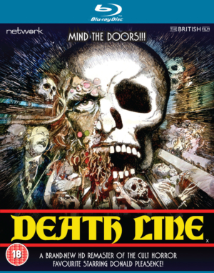 Win Death Line remastered on Blu-ray with our latest competition!