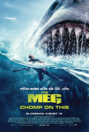 'The Meg' is in cinemas now! Win a bundle of goodies with our latest competition!