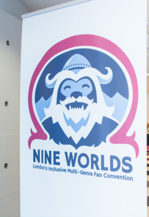 Nine Worlds 2018 hits London on 10 August!