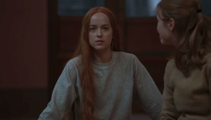 First Suspiria clip sees Dakota Johnson summon evil with some creepy choreography