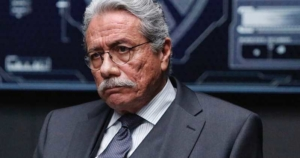 The Predator has cut Edward James Olmos completely