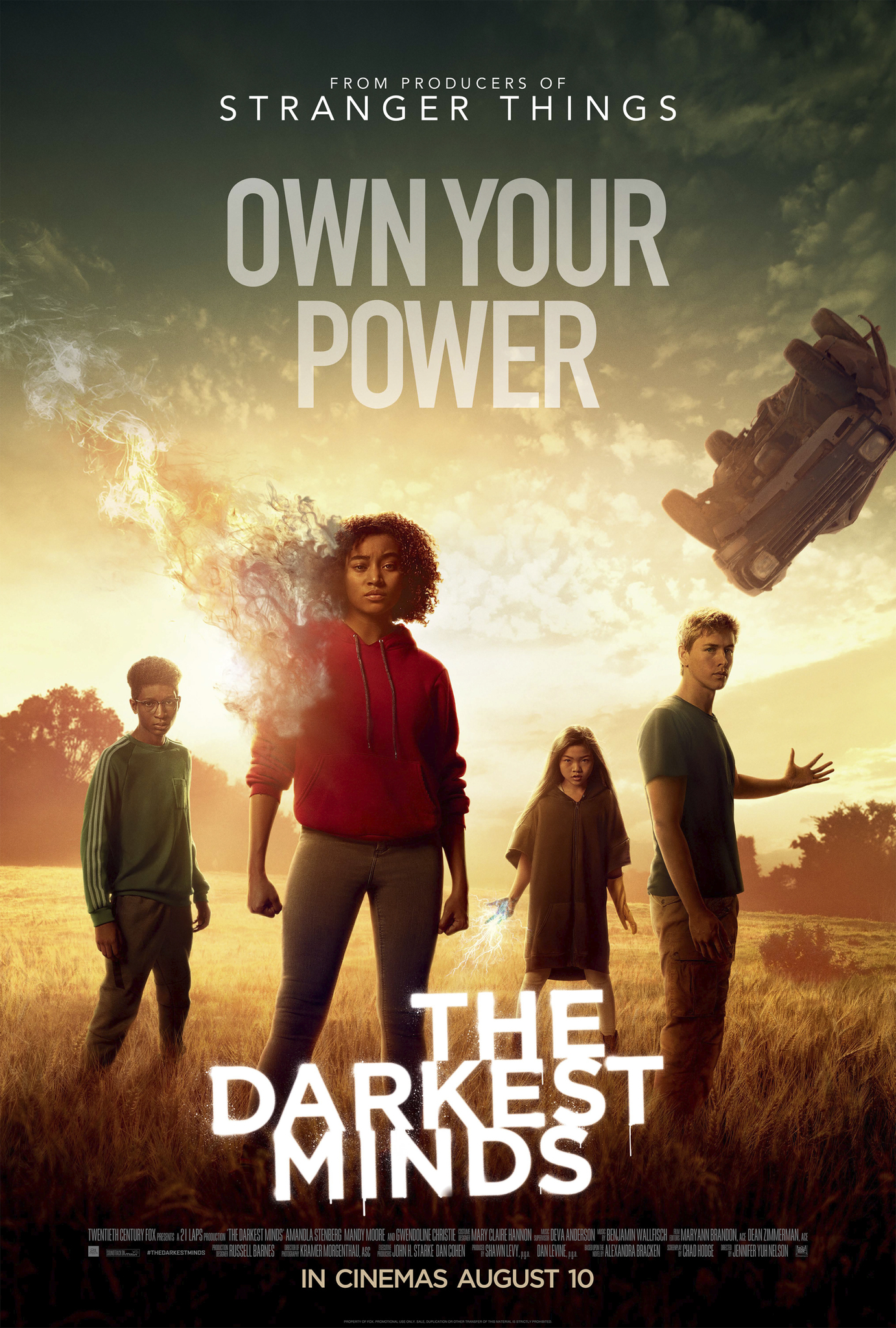 The Darkest Minds film review: the next generation rise up