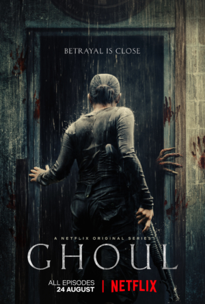 Netflix's Ghoul new posters prepare for something deadly