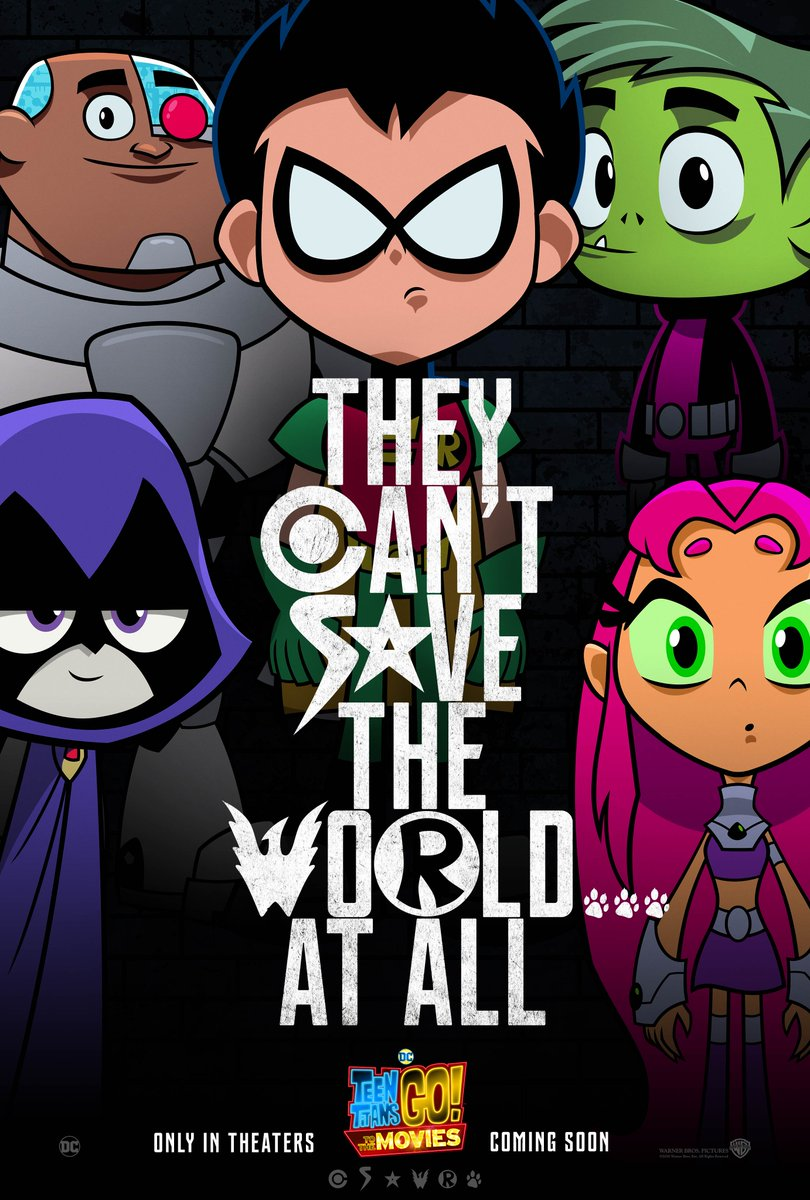 Teen Titans Go! To The Movies film review: fast and funny superheroics