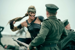 Robin Wright's Antiope is set to return in Wonder Woman 1984