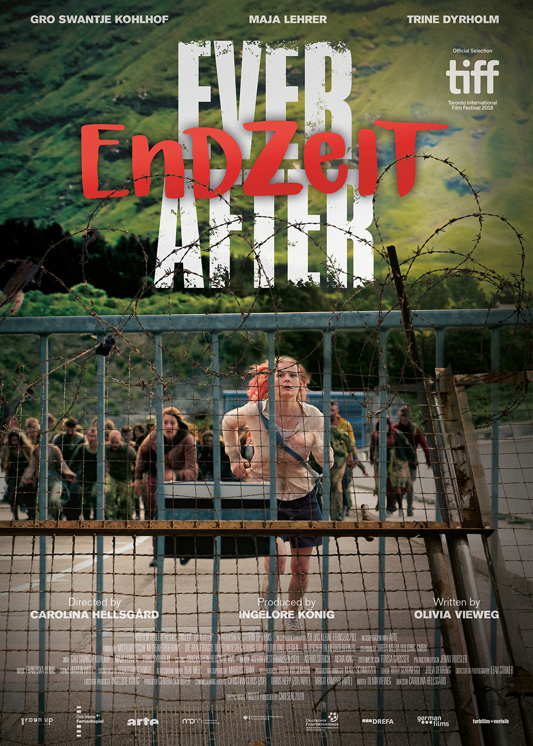 Endzeit – Ever After first look review TIFF 2018