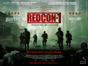 Win a signed Redcon-1 poster with our latest competition