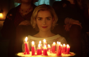 Chilling Adventures Of Sabrina first teaser trailer is pretty spooky