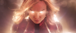 Captain Marvel first trailer and new poster can't do this alone