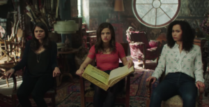 Charmed new trailer is all about the sisterhood