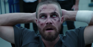 Arrow Season 7 new trailer deals with an impersonator