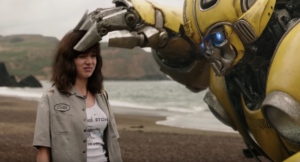 Bumblebee new trailer gets a bit emotional