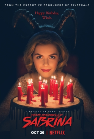 Chilling Adventures Of Sabrina new poster celebrates its birthday