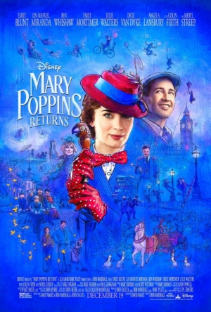 Mary Poppins Returns new poster is a nod to the original film