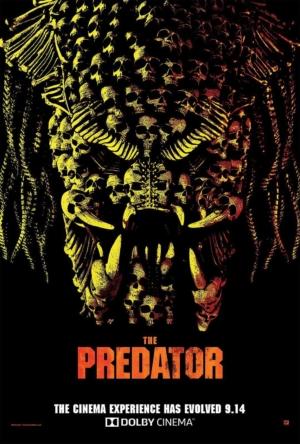 The Predator new Dolby art poster evolves