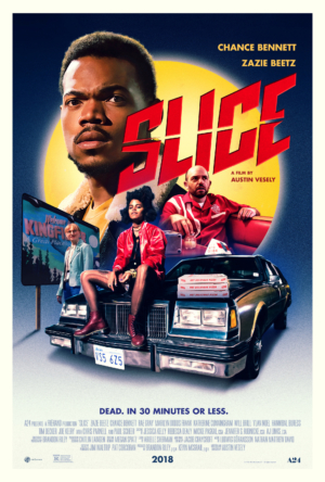 Slice new poster goes back in time