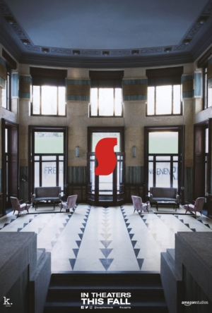 Suspiria new location posters are weirdly chilling