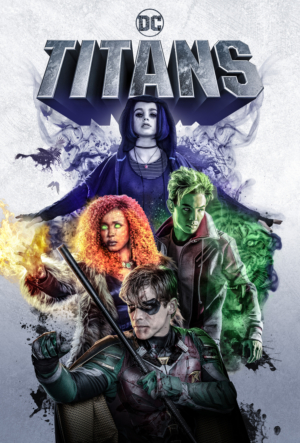 DC's Titans new poster brings the team together