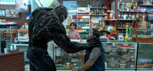 Venom gets new clips, images and synopsis, oh happy day