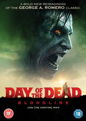 Win Day Of The Dead: Bloodline on DVD with our competition!