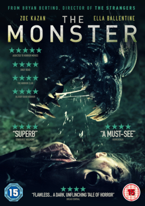 Win horror The Monster starring Zoe Kazan with our latest competition!