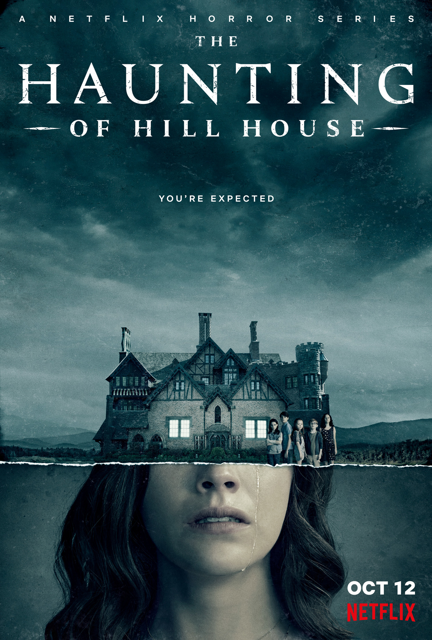 The Haunting Of Hill House review: the greatest haunted house story updated