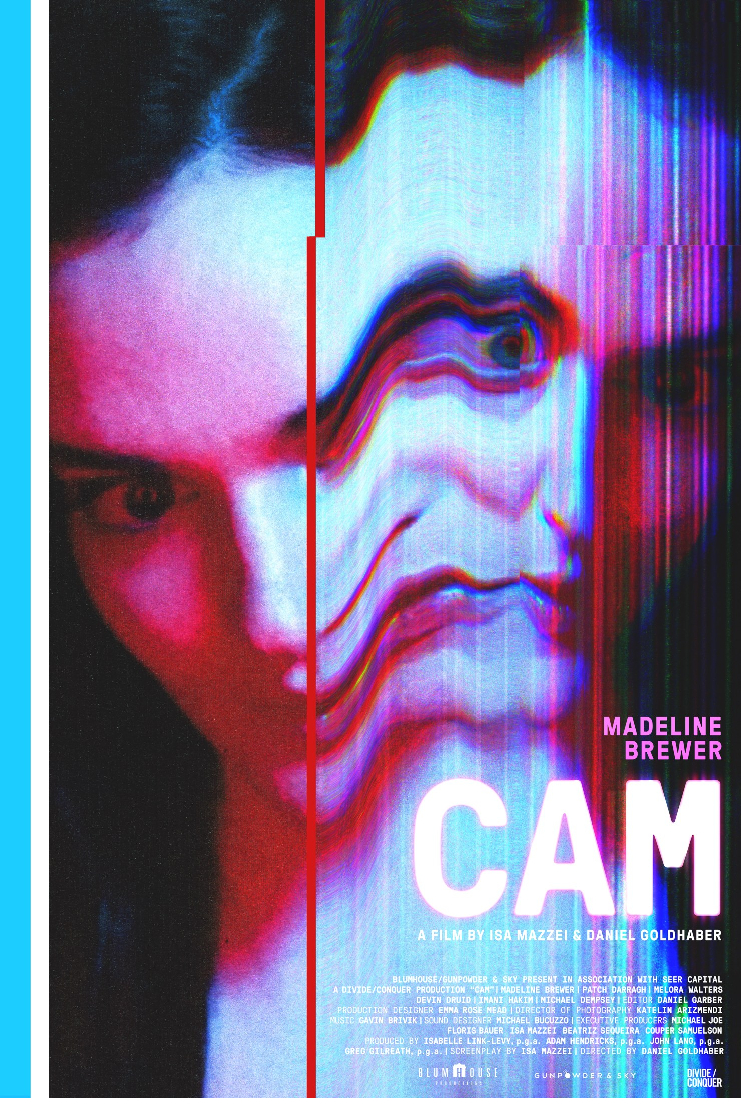 Cam film review: suspenseful browsing