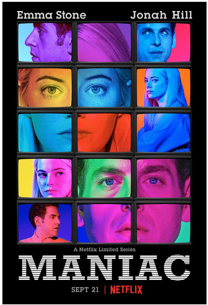 Maniac review: Emma Stone and Jonah Hill star in Netflix's ambitious SF series