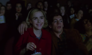 Chilling Adventures Of Sabrina new trailer and poster have a decision to make