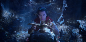 Aladdin new teaser trailer visits the Cave of Wonders