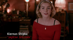 Chilling Adventures Of Sabrina new featurette welcomes you to her world