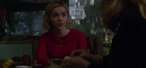 Chilling Adventures Of Sabrina new clip takes things to the next level