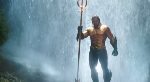 Aquaman new TV spot has some asses to kick
